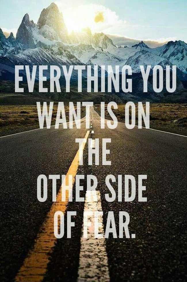 Fear Quotation