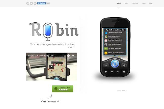 robin-mobile-app