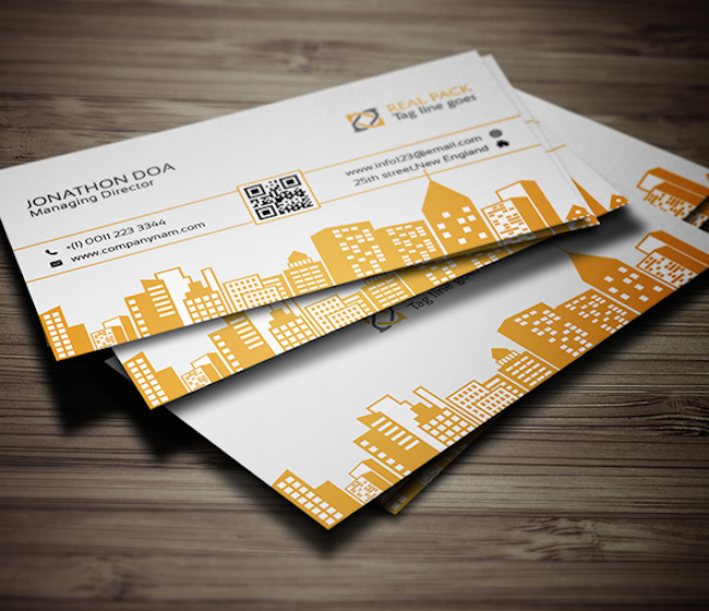 free-real-estate-business-card