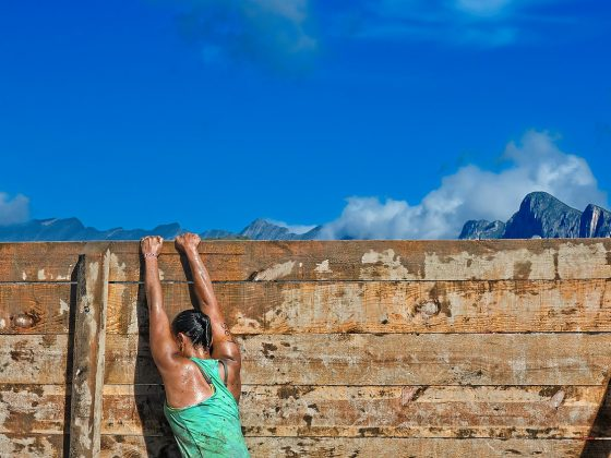 Barrier between you and your goals