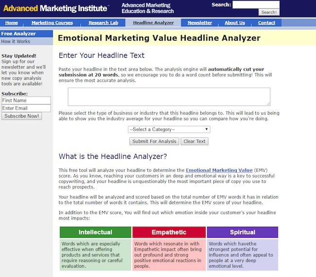 emotional-marketing-value-headline-analyzer