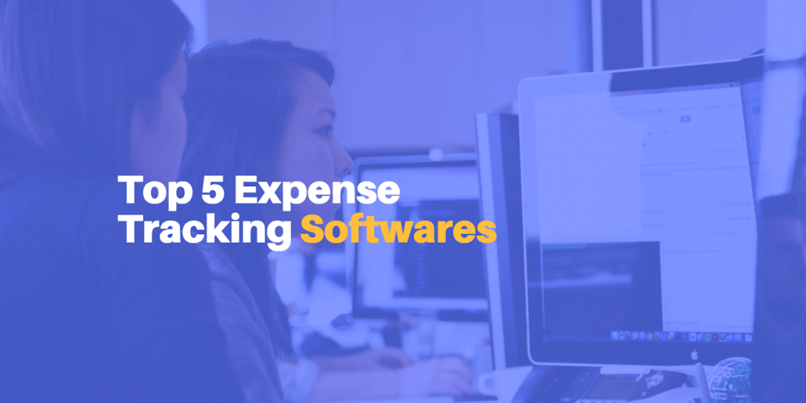 Top 5 Expense Tracking Software for 2018