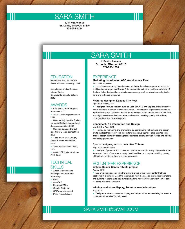 resume-for-medical