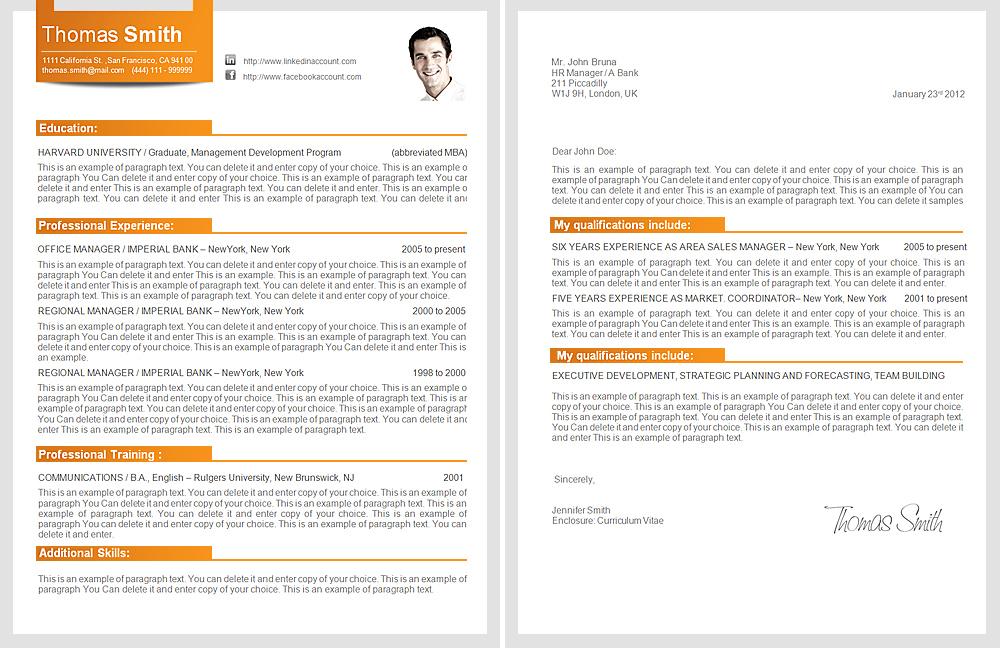 resume-templatemed