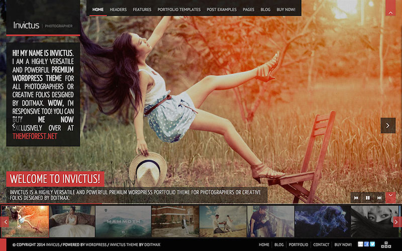 invictus-fullscreen-photography-theme