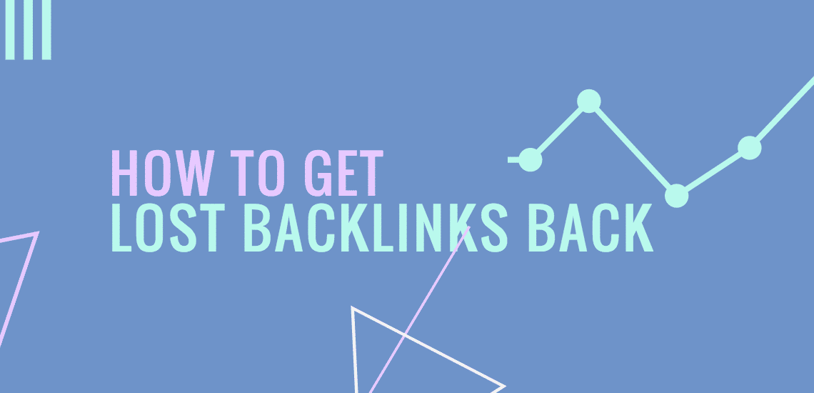Get Backlinks Back
