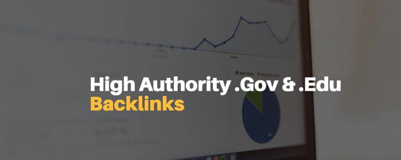 High Authority Backlinks