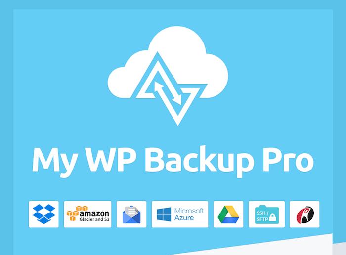 My WP Backup Pro Plugin