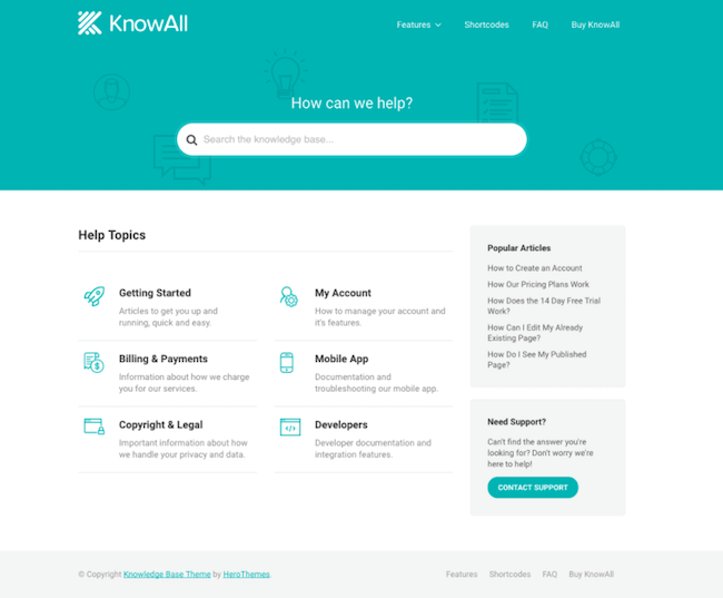 16 best question answer wordpress themes 2018 knowall wordpress theme fandeluxe Image collections