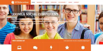 Joomla Education Templates