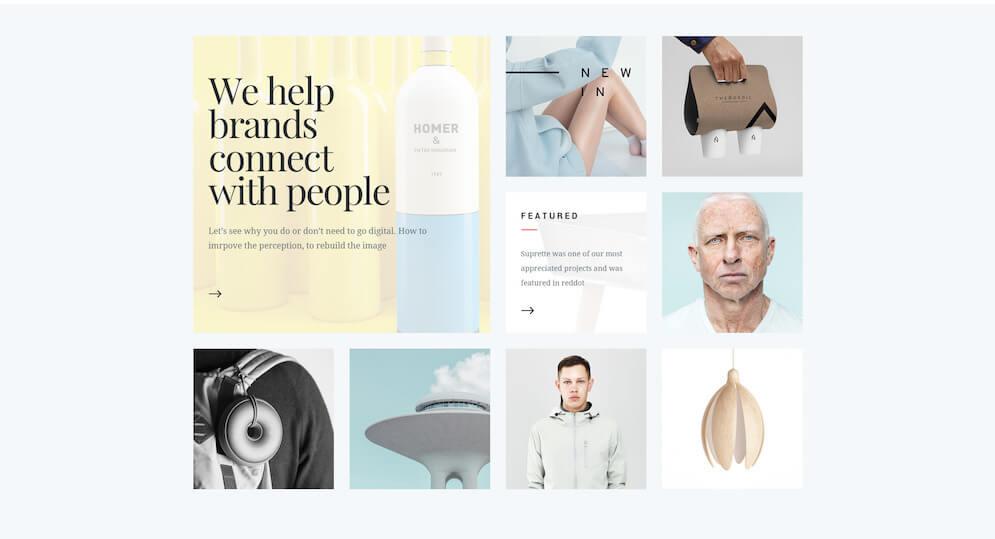 Creative Portfolio Templates