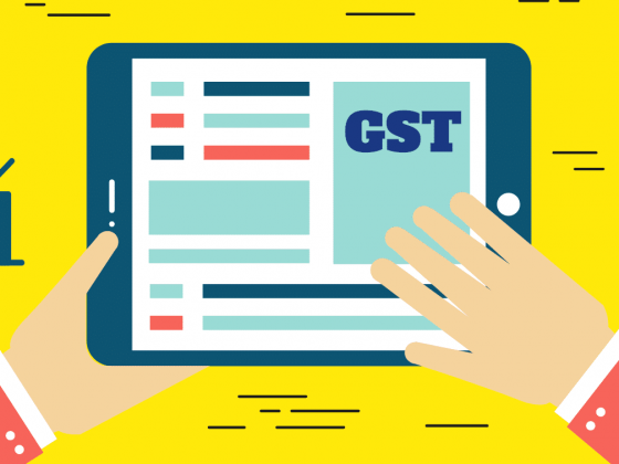 GST For Bloggers