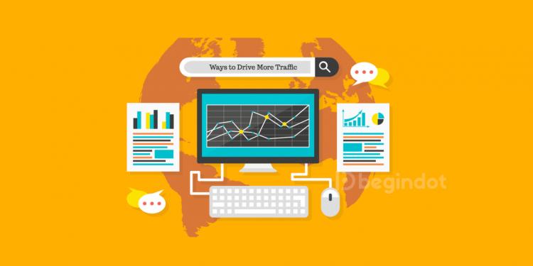 Increase Web Traffic