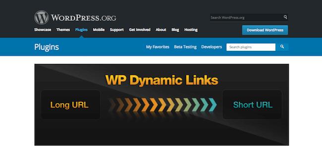 WP Dynamic Links