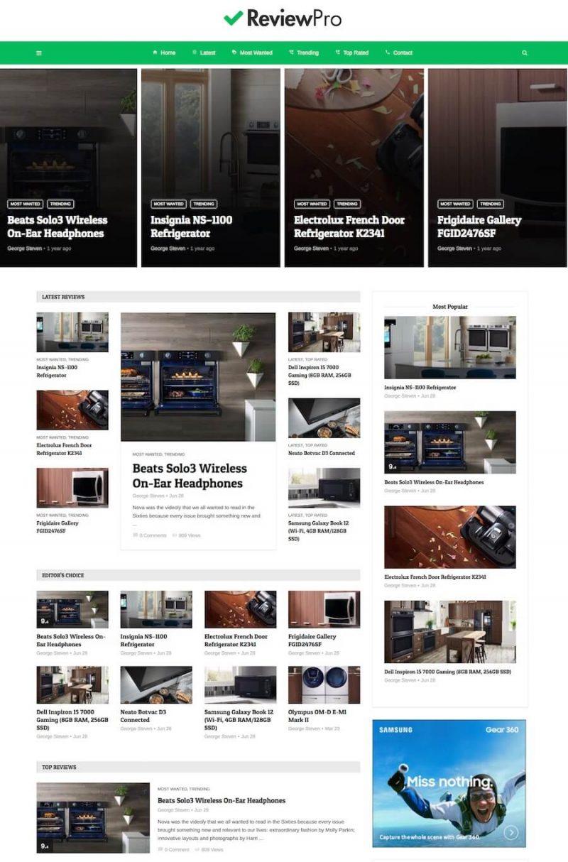 MagPlus WordPress Theme