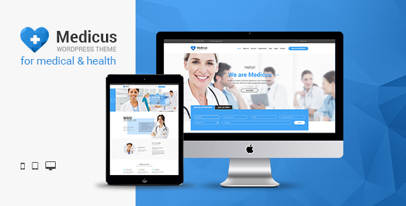 Medical WordPress Themes