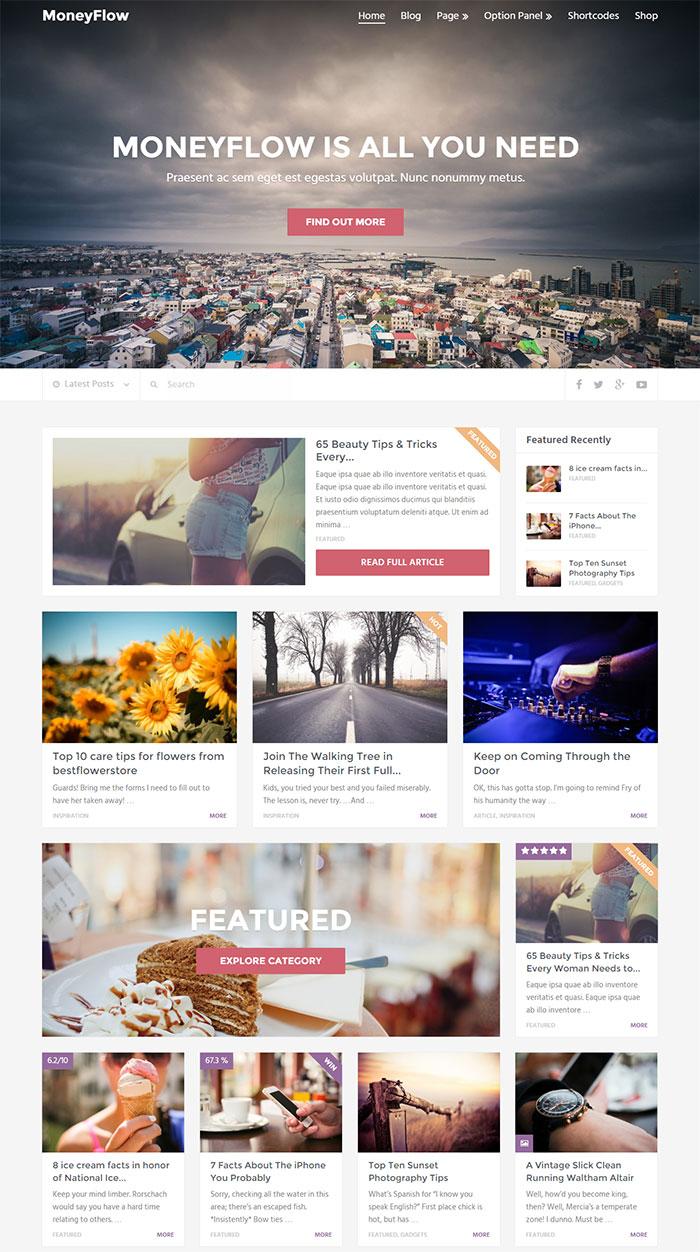 MoneyFlow-WordPress-Theme