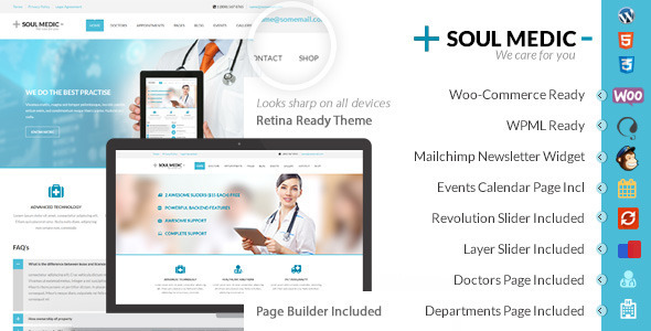 Medical Wp Themes