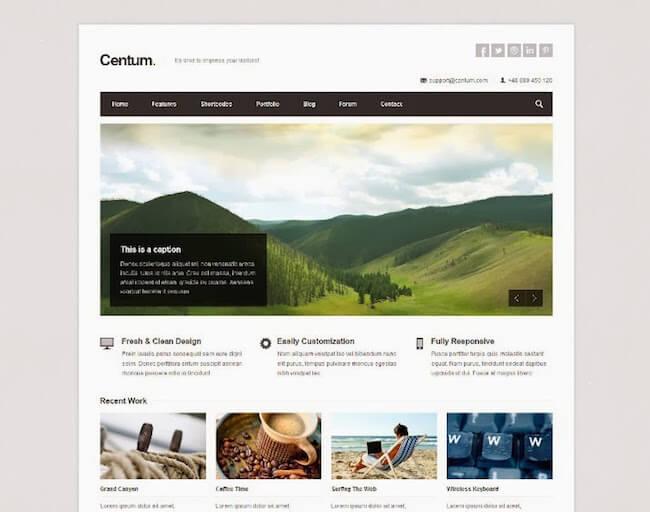 centum-responsive-drupal-theme