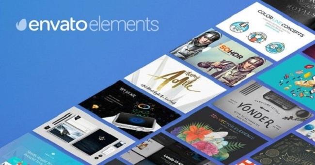 evanto elements