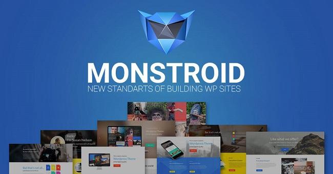 monstroid Wp Theme