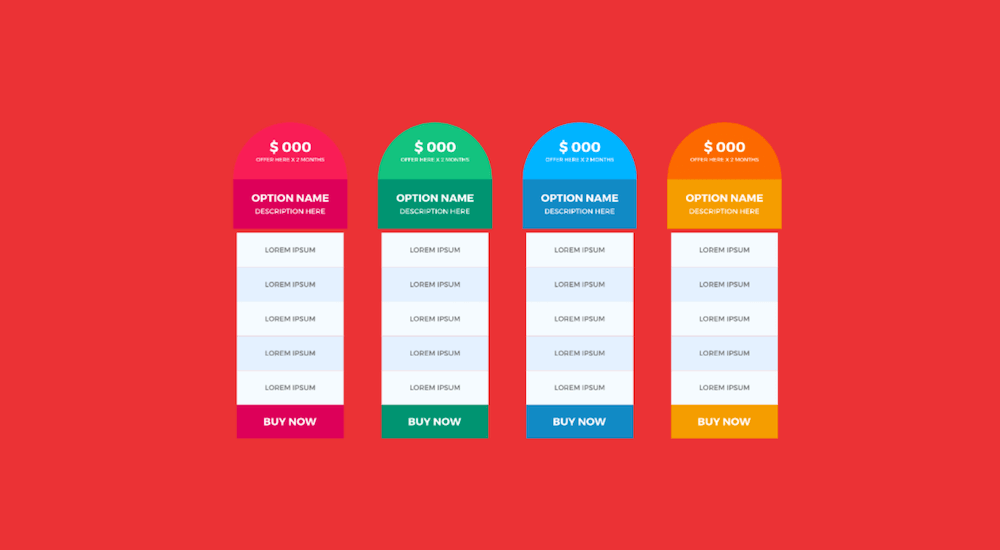 Pricing Table Plugins