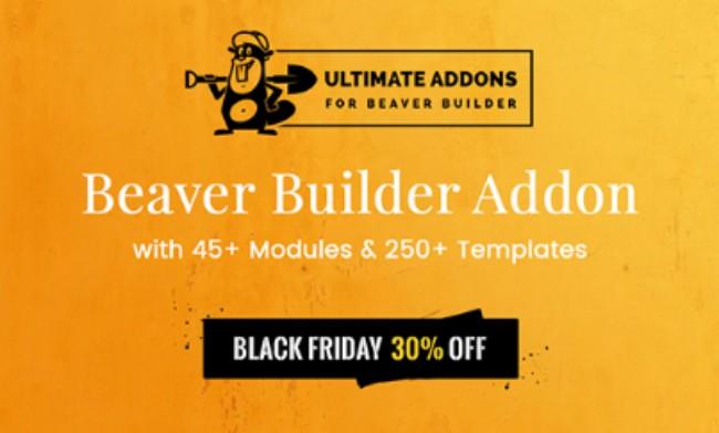 ultimate beaver builder addon