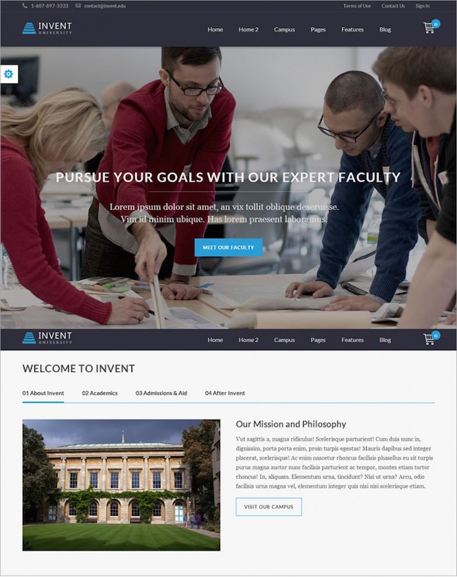 Student-Education-WordPress-Theme