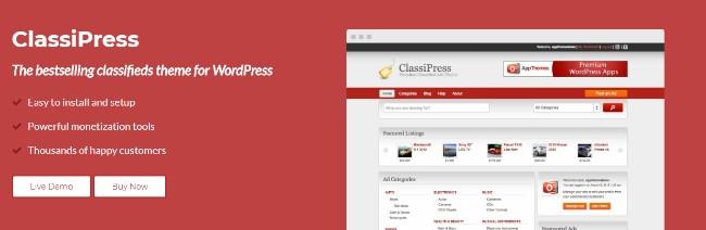 classipress version 3.5.7