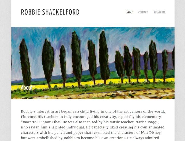 robbie shackelford