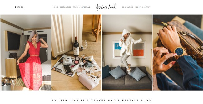 Good looking Squarespace site examples