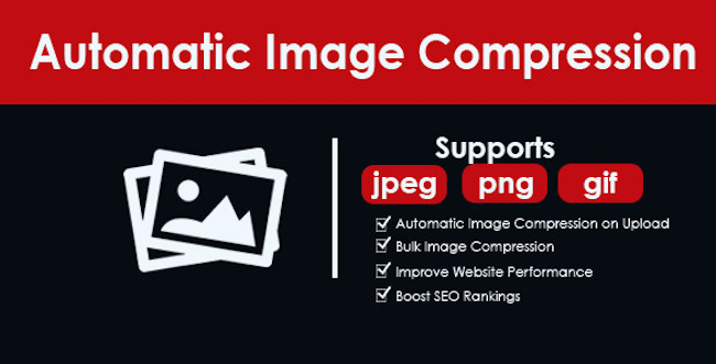 Automatic Image Compression & Bulk Image Compression for WordPress