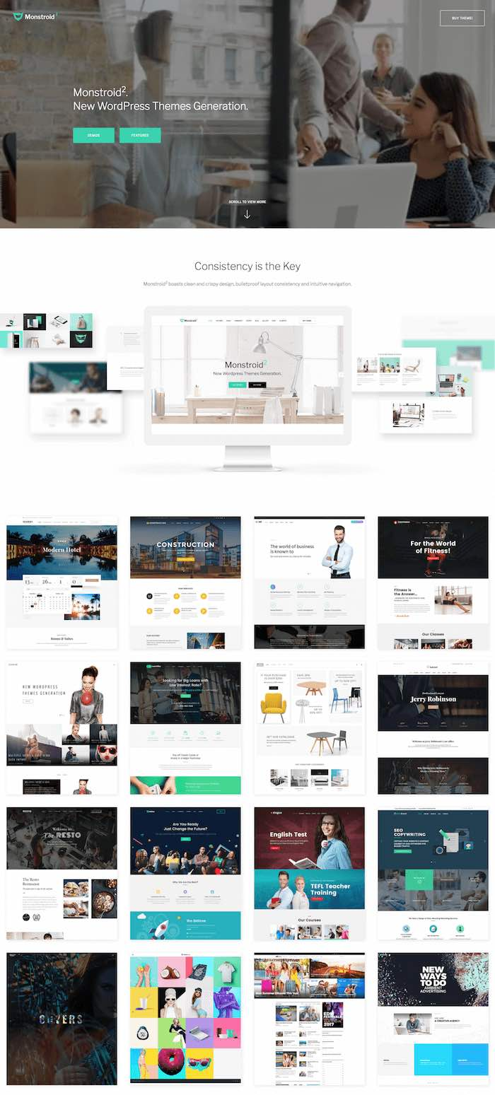 Monstroid2 Multipurpose Theme