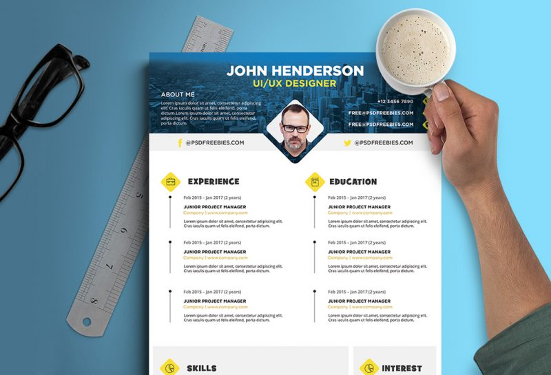 How to Create an Impressive CV