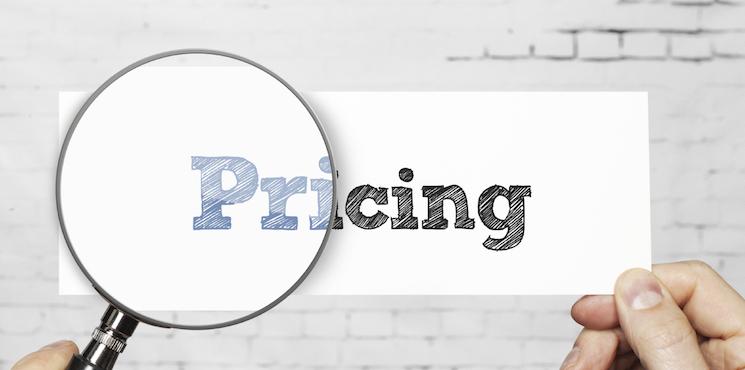 Price of Hosting