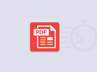 Uploading PDF Files