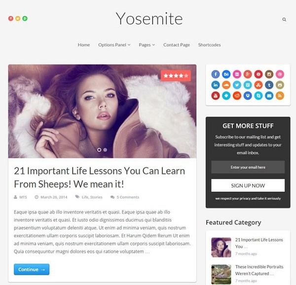 Top SEO Optimized WordPress Themes