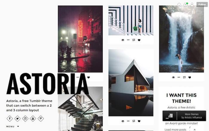 Astoria WordPress Theme