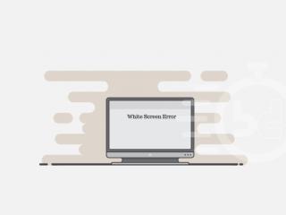 Fix White Screen Error