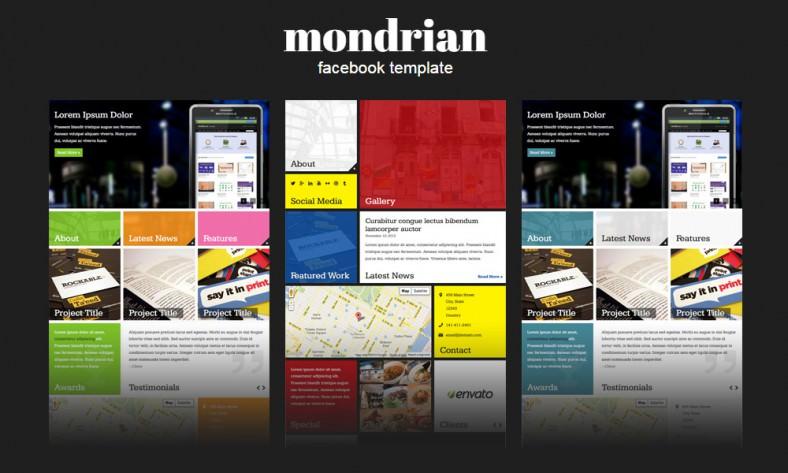 Modern Facebook Style theme