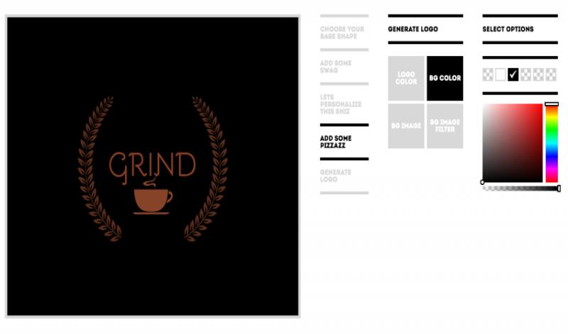 20 best free logo maker websites 2018 for Hipster logo generator