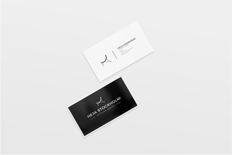 100 best free psd business card mockups 2018 8 free clean business card mockups reheart Gallery