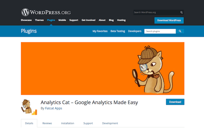 Analytics Cat Google Analytics Made Easy