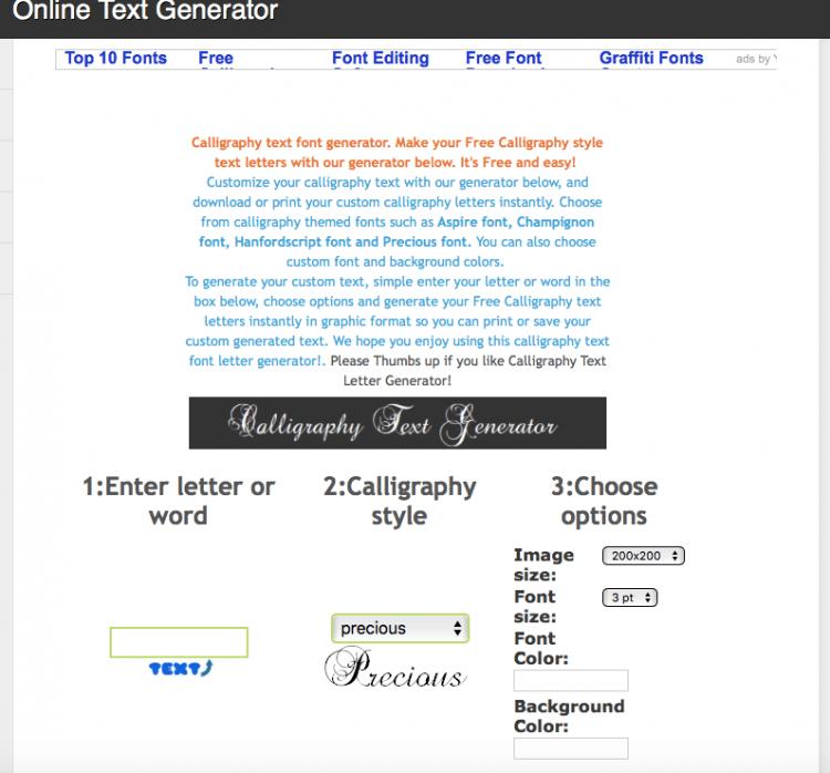textspacenet text generator easy counter - 750×698