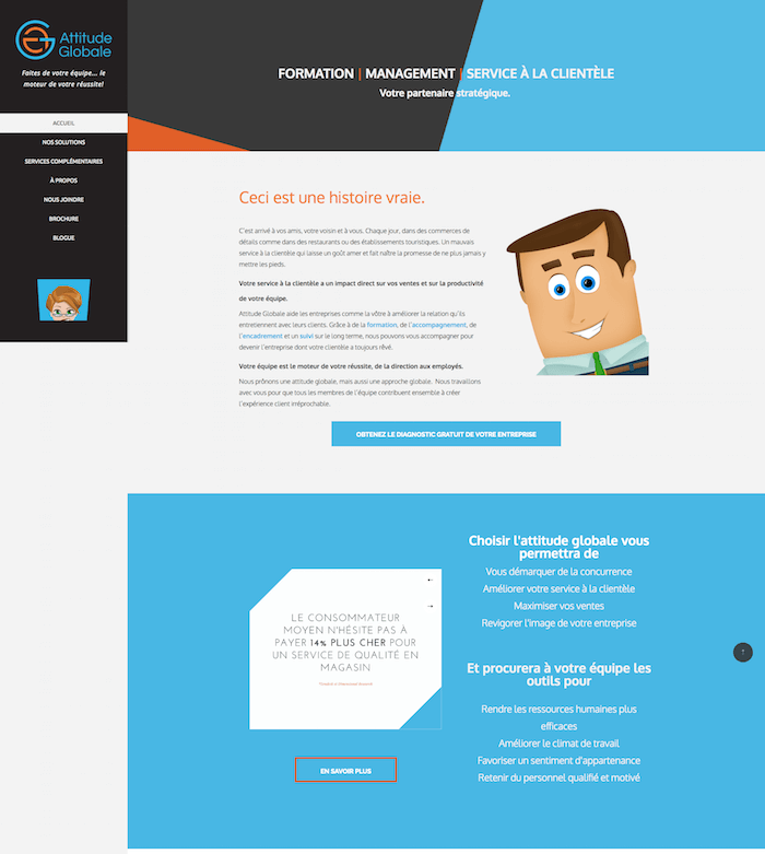 Management & Services Weebly Site