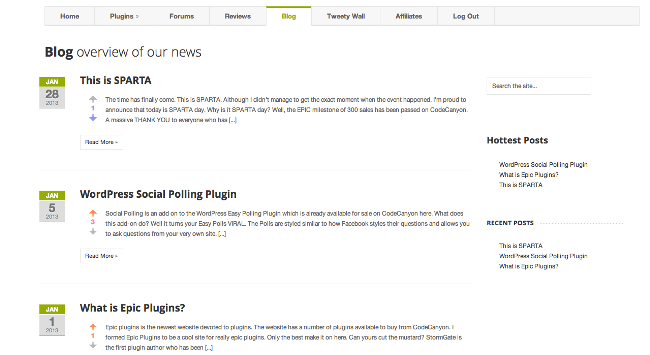 WordPress-Voting-Plugin