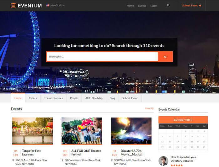 eventum_theme