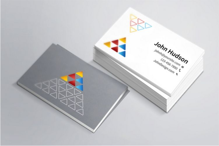 100 best free psd business card mockups 2018 free business card mockup psd reheart Gallery