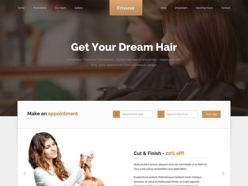 Top Spa WordPress Themes