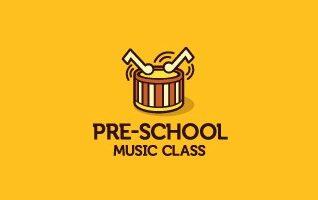 Pre-School Musical Class Logo